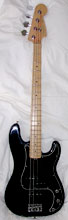 Hot Rod Precision bass